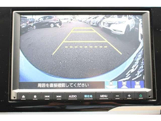 L ホンダセンシング 純正8インチナビTV バックカメラ クルーズコントロール LEDフォグランプ ETC(4枚目)