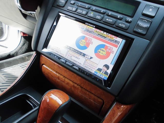 S300 生誕10周年記念特別仕様車 コンビハンドル 黒革シート シートヒーター カロッツエリアHDDナビ フルセグTV バックカメラ ETC  フルオート左右独立エアコン キーレスエントリー 整備2年取得渡し(8枚目)