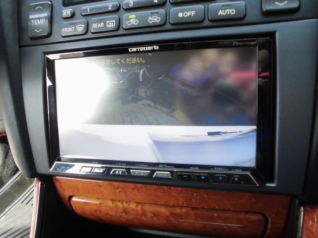 S300 生誕10周年記念特別仕様車 コンビハンドル 黒革シート シートヒーター カロッツエリアHDDナビ フルセグTV バックカメラ ETC  フルオート左右独立エアコン キーレスエントリー 整備2年取得渡し(9枚目)