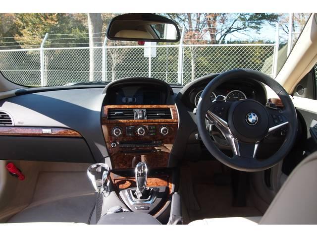 BMW BMW 650i パノラマルーフ ベージュレザー 後期型