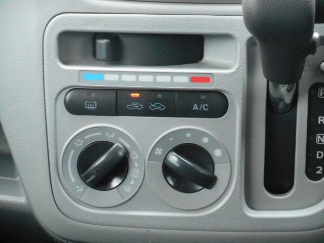 マツダ AZワゴン XG キーレス 電動格納ミラー CD ドアバイザー