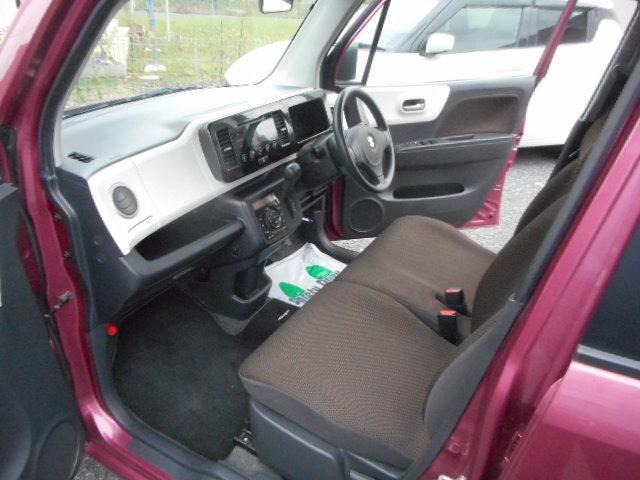 スズキ MRワゴン G プッシュスタート ドアミラーウインカー