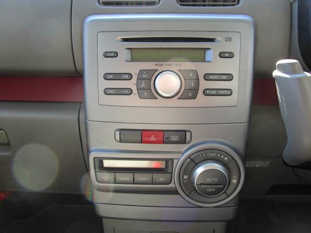 ダイハツ ムーヴコンテ X キーレス CD ウィンカーミラー