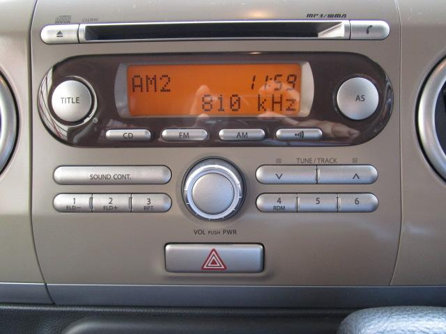 スズキ アルトラパン G CD キーフリー