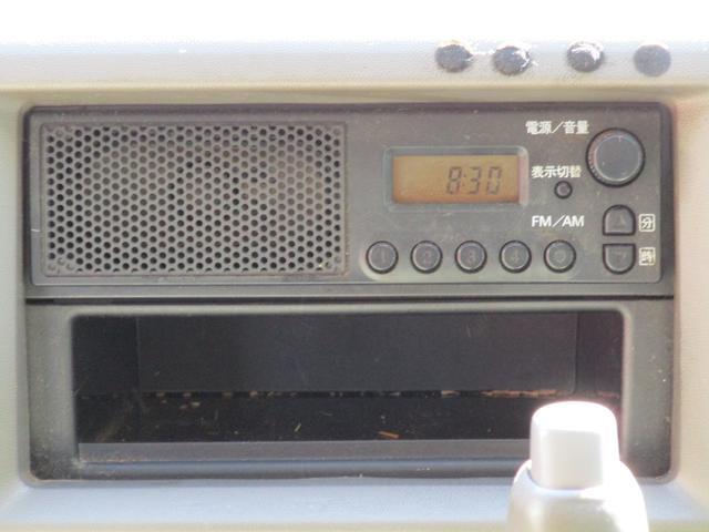 PA FM/AMラジオ 両側スライドドア(13枚目)