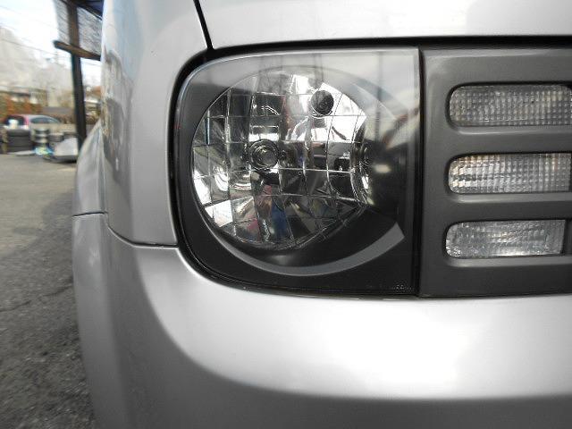 日産 キューブキュービック SX ワンオーナー DVDナビETC 3ヶ月3000km保証