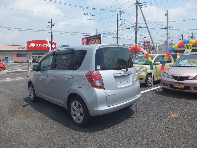 「トヨタ」「ラクティス」「ミニバン・ワンボックス」「埼玉県」の中古車8