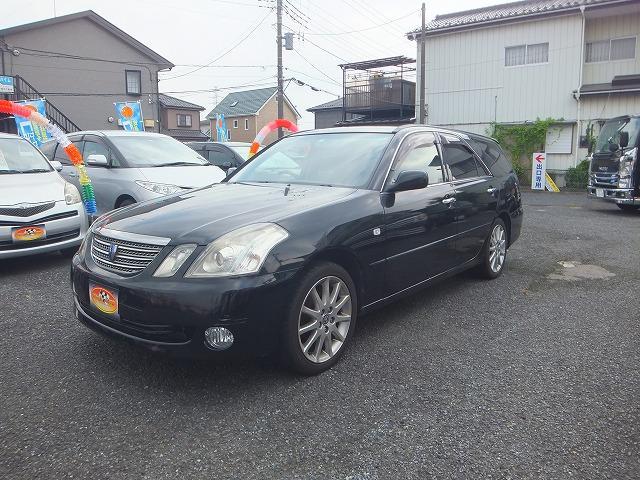 「トヨタ」「マークIIブリット」「ステーションワゴン」「埼玉県」の中古車3