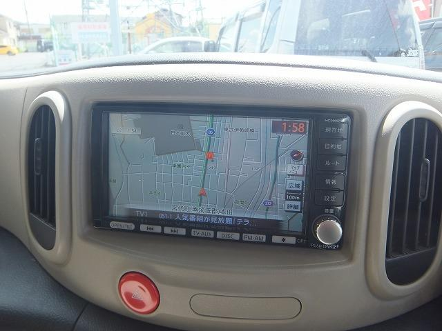 ☆HDDナビ地デジフルセグTV付いてます!最新型ドライブレコーダー取り付けやアルミ・エアロなどもお気軽にご相談下さい☆