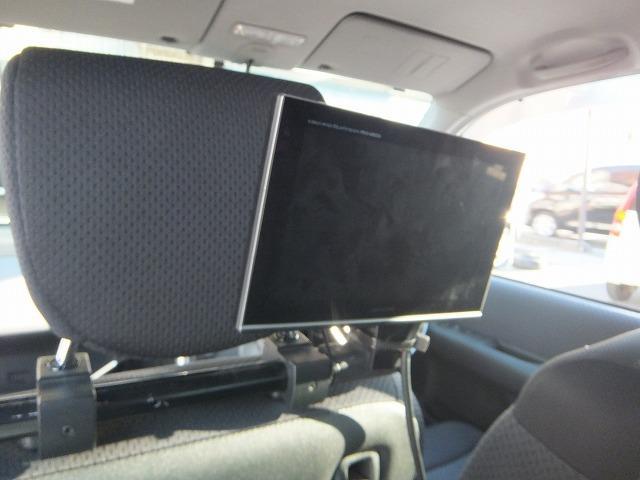 ☆後席用モニター、ETC、オートスライドドア付いてます!収納もタップリあります!便利ですね!!内装はキレイですが、納車前にさらにクリーニング施工いたします!