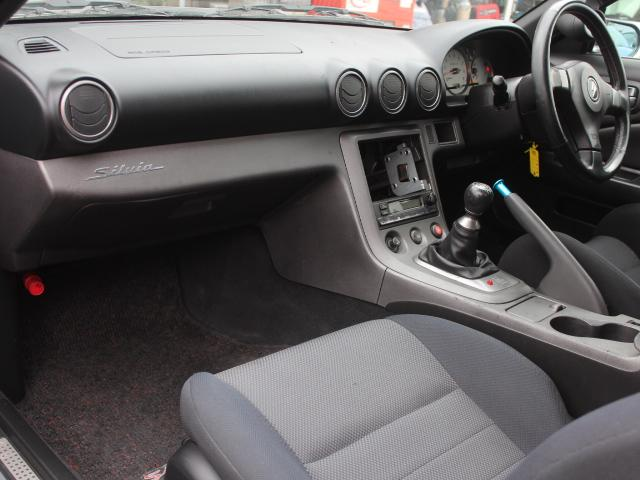日産 シルビア スペックR ワンオフ加工ワイドキット SSR19AW