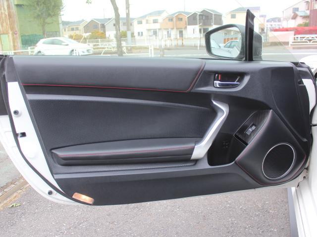 スバル BRZ S 後期モデル 6速車 STIエアロ TRDサイドステップ