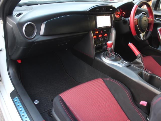 トヨタ 86 GT メモリーナビ ワンセグ パドルシフト ETC