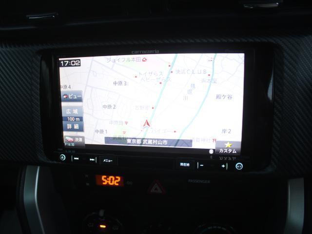 R RAYS17AW HDDナビTV CUSCOタワーバー(15枚目)