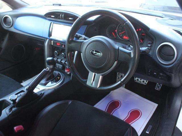 S アプライドA型 STiフロントリップ TRDトランクスポイラー TRDサイドリアスポ モデリスタエアロ TOMSテール トラストマフラー A-TECH17アルミ  HDDナビ フルセグ Bカメ(3枚目)
