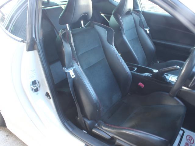 S アプライドA型 STiフロントリップ TRDトランクスポイラー TRDサイドリアスポ モデリスタエアロ TOMSテール トラストマフラー A-TECH17アルミ  HDDナビ フルセグ Bカメ(4枚目)