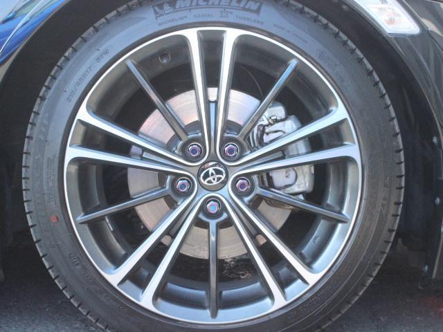GT アプライドD型 ワンオーナー TRDエアロ TRDフェンダーフィン TRDマフラー TRDトランクスポイラー BLITZ車高調 純正SDナビ フルセグ Bカメ クルコン オートライト ETC HID(16枚目)