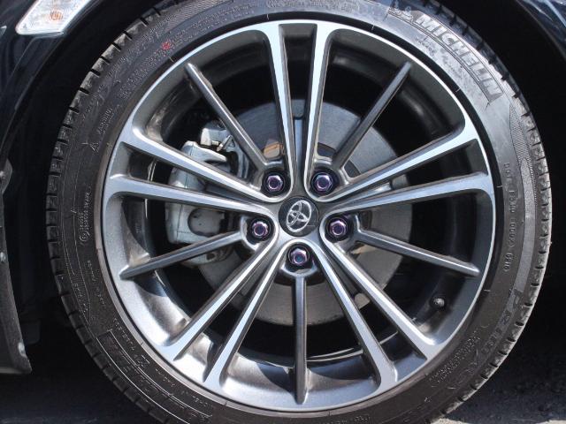 GT アプライドD型 ワンオーナー TRDエアロ TRDフェンダーフィン TRDマフラー TRDトランクスポイラー BLITZ車高調 純正SDナビ フルセグ Bカメ クルコン オートライト ETC HID(22枚目)