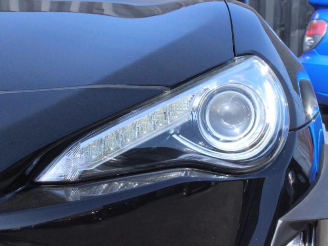 GT アプライドD型 ワンオーナー TRDエアロ TRDフェンダーフィン TRDマフラー TRDトランクスポイラー BLITZ車高調 純正SDナビ フルセグ Bカメ クルコン オートライト ETC HID(34枚目)