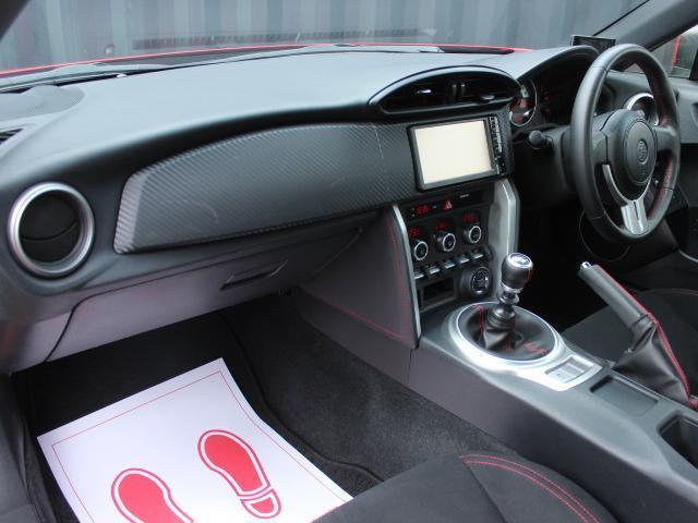 GT D型 TRDエアロ TRDマフラー TRDリヤサイドスポイラー TRDトランクスポイラー 純正17アルミ 純正ナビ フルセグ バックカメラ ドラレコ レーダー探知機 HID オートライト スマートキー(9枚目)