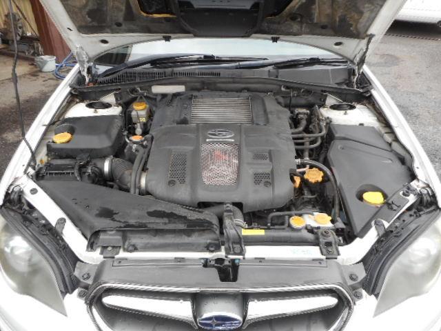 スバル レガシィB4 2.0GTスペックB 社外ナビ 18インチAW Pシート