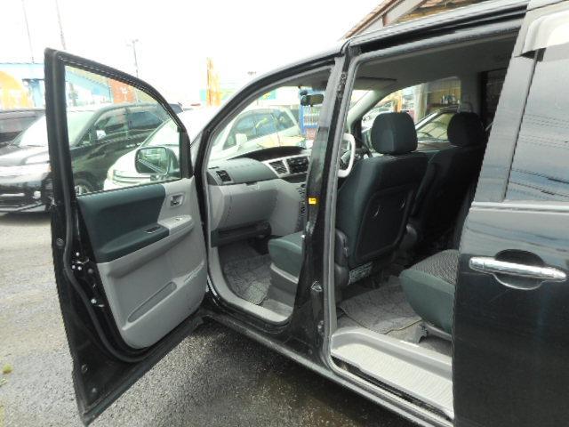 トヨタ ヴォクシー Z 煌 純正HDDナビ 両側自動ドア 後期最終型