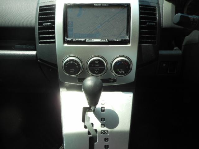 マツダ プレマシー 20S HDDナビ Bカメラ 両側自動ドア カードキー