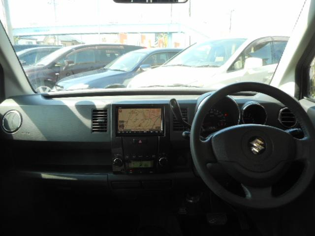 スズキ ワゴンR スティングレーT 社外HDDナビ フルセグ Tチェーン