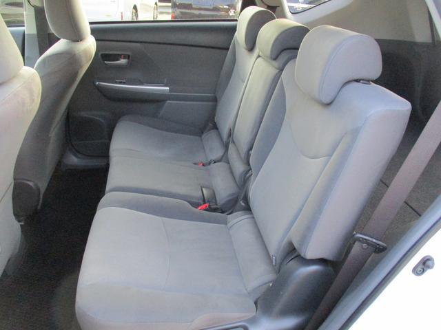 トヨタ プリウスアルファ S LEDライト スマートキー PUSHスタート 純正アルミ