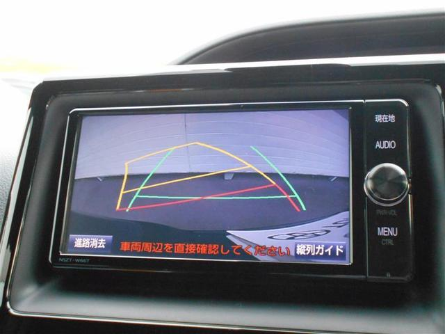 Si フルセグ メモリーナビ DVD再生 バックカメラ 衝突被害軽減システム ETC 両側電動スライド LEDヘッドランプ ウオークスルー 乗車定員7人 3列シート ワンオーナー フルエアロ 記録簿(13枚目)