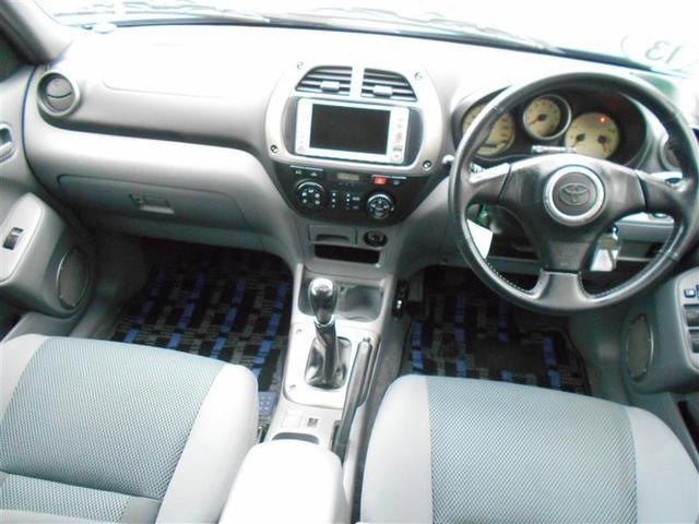 トヨタ RAV4 L X-Gパッケージ 4WD 5速マニュアル サンルーフ ETC