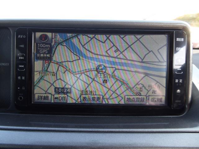 トヨタ iQ 100X 1年保証付 HDDナビ オートクチュール18AW
