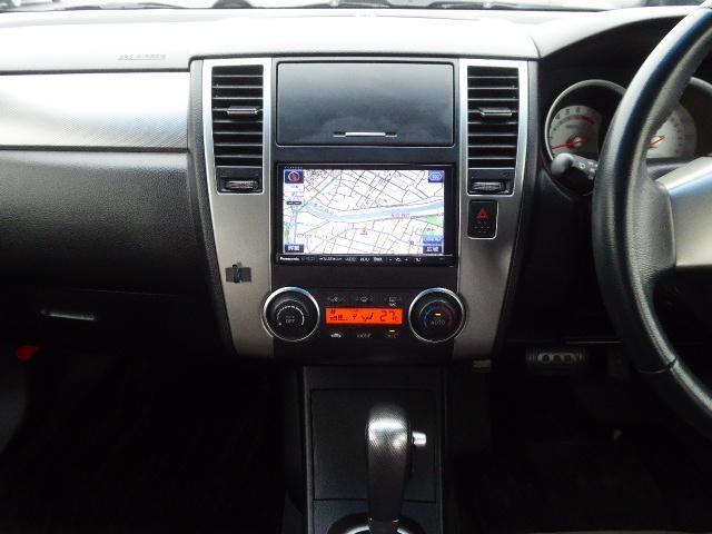 日産 ティーダ 18G 1年保証 SDナビ NISMOエアロ インパルグリル