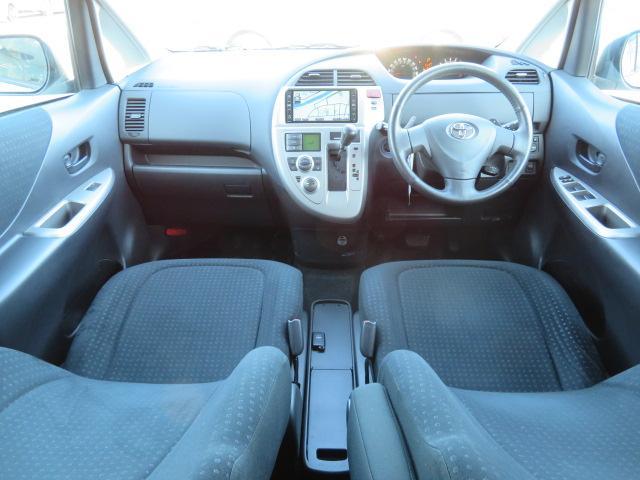 トヨタ ラクティス G Lパッケージ HDDナビ スマートキー ETC 後期型