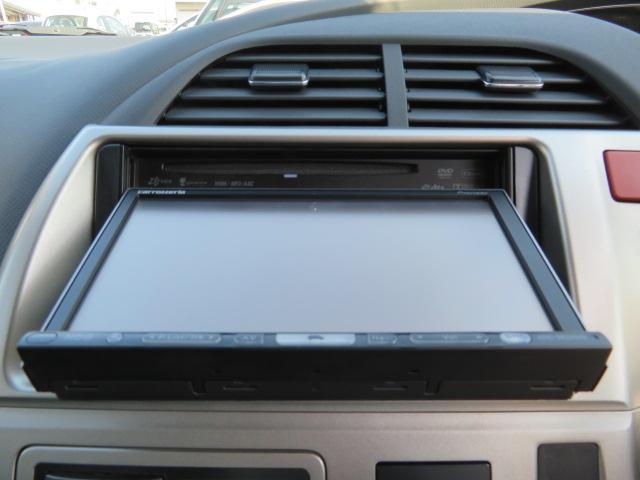 トヨタ ラクティス G Lパッケージ 4WD HDDナビ スマートキー ETC