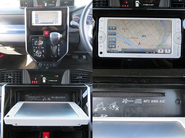カスタムG-T SDナビ 緊急ブレーキ W電動ドア LED(10枚目)