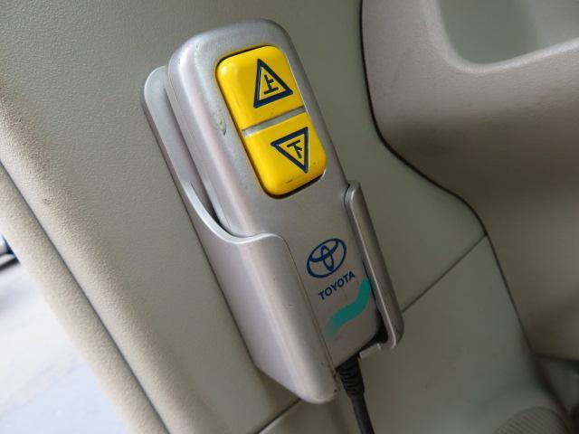 150rウェルキャブSアクセス手動介護A SDナビ 電動ドア(18枚目)