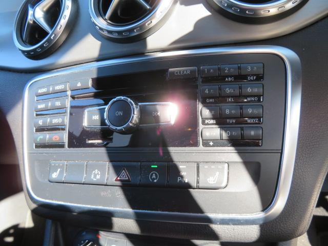 GLA180 オフロード HDDナビ 黒革 衝突軽減ブレーキ(7枚目)