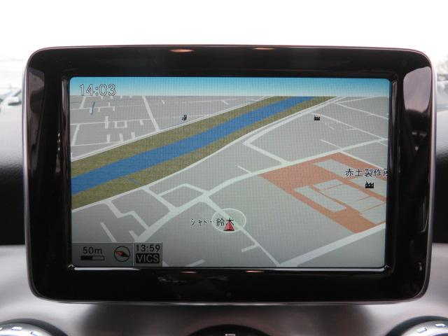 GLA180スポーツ HDDナビ 半革シート サンルーフ(7枚目)