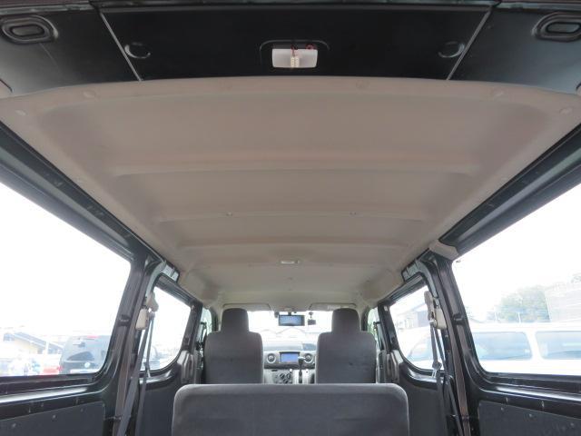 ロングDXターボ ワンオーナー SDナビ フルセグ バックカメラ リモコンキー ETC SNOWモード 前後ドライブレコーダー 社外オートクルーズ スロットルコントロール 両側スライド 6人乗り LEDライト(37枚目)
