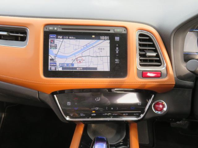 ハイブリッドZ ワンオーナー メモリーナビ Bluetooth バックカメラ ETC スマートキー 衝突軽減ブレ―キ オートクルーズ 半革シート シートヒーター LEDライト モデューロエアロ 無限グリル&18AW(6枚目)