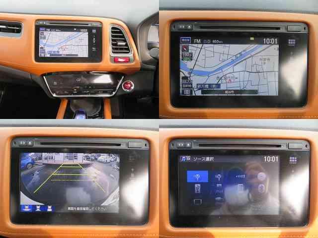 ハイブリッドZ ワンオーナー メモリーナビ Bluetooth バックカメラ ETC スマートキー 衝突軽減ブレ―キ オートクルーズ 半革シート シートヒーター LEDライト モデューロエアロ 無限グリル&18AW(11枚目)