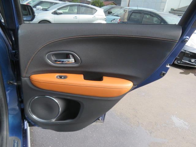 ハイブリッドZ ワンオーナー メモリーナビ Bluetooth バックカメラ ETC スマートキー 衝突軽減ブレ―キ オートクルーズ 半革シート シートヒーター LEDライト モデューロエアロ 無限グリル&18AW(33枚目)