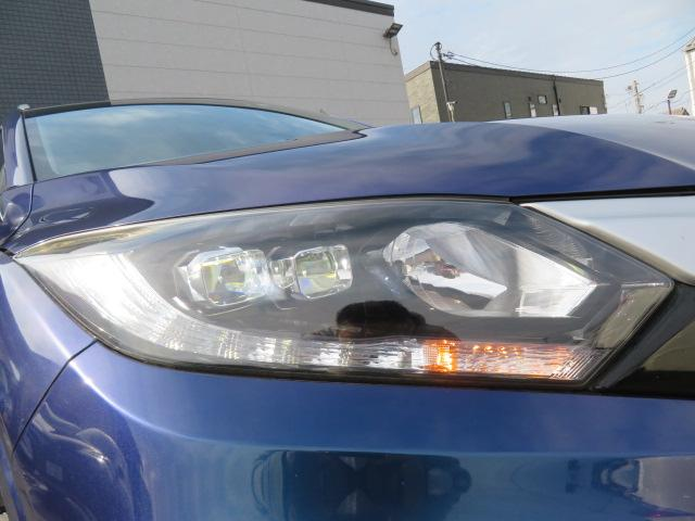 ハイブリッドZ ワンオーナー メモリーナビ Bluetooth バックカメラ ETC スマートキー 衝突軽減ブレ―キ オートクルーズ 半革シート シートヒーター LEDライト モデューロエアロ 無限グリル&18AW(72枚目)