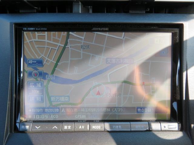 S 8インチHDDナビ Bluetooth バックカメラ ETC スマートキー PUSHスタート エコモード PWRモード アイドリングストップ シートヒーター サイドエアバッグ HID 純正15AW(6枚目)