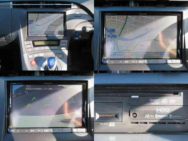 S 8インチHDDナビ Bluetooth バックカメラ ETC スマートキー PUSHスタート エコモード PWRモード アイドリングストップ シートヒーター サイドエアバッグ HID 純正15AW(11枚目)