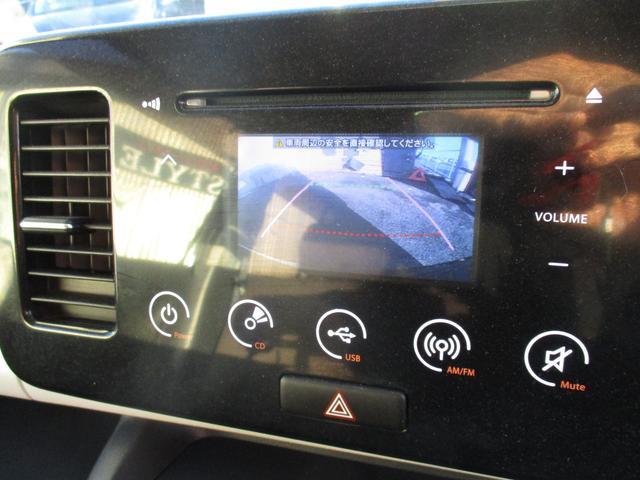 スズキ MRワゴン G 新品ワンセグ付ナビBカメラ キーレス チェーンベルト