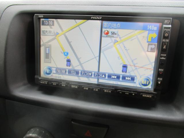 トヨタ bB S 社外HDDナビ キーレス チェーンベルト