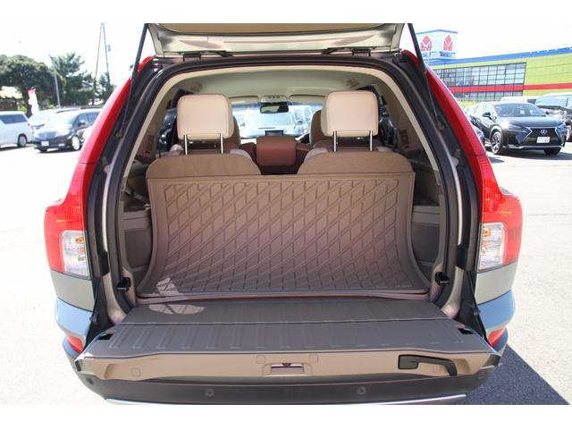 ボルボ ボルボ XC90 3.2 SE AWD HDDナビ 本革シート ルーフレール