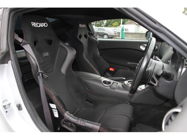 日産 フェアレディZ ベース SSR19AW 車高調 RECAROシート 外エアロ